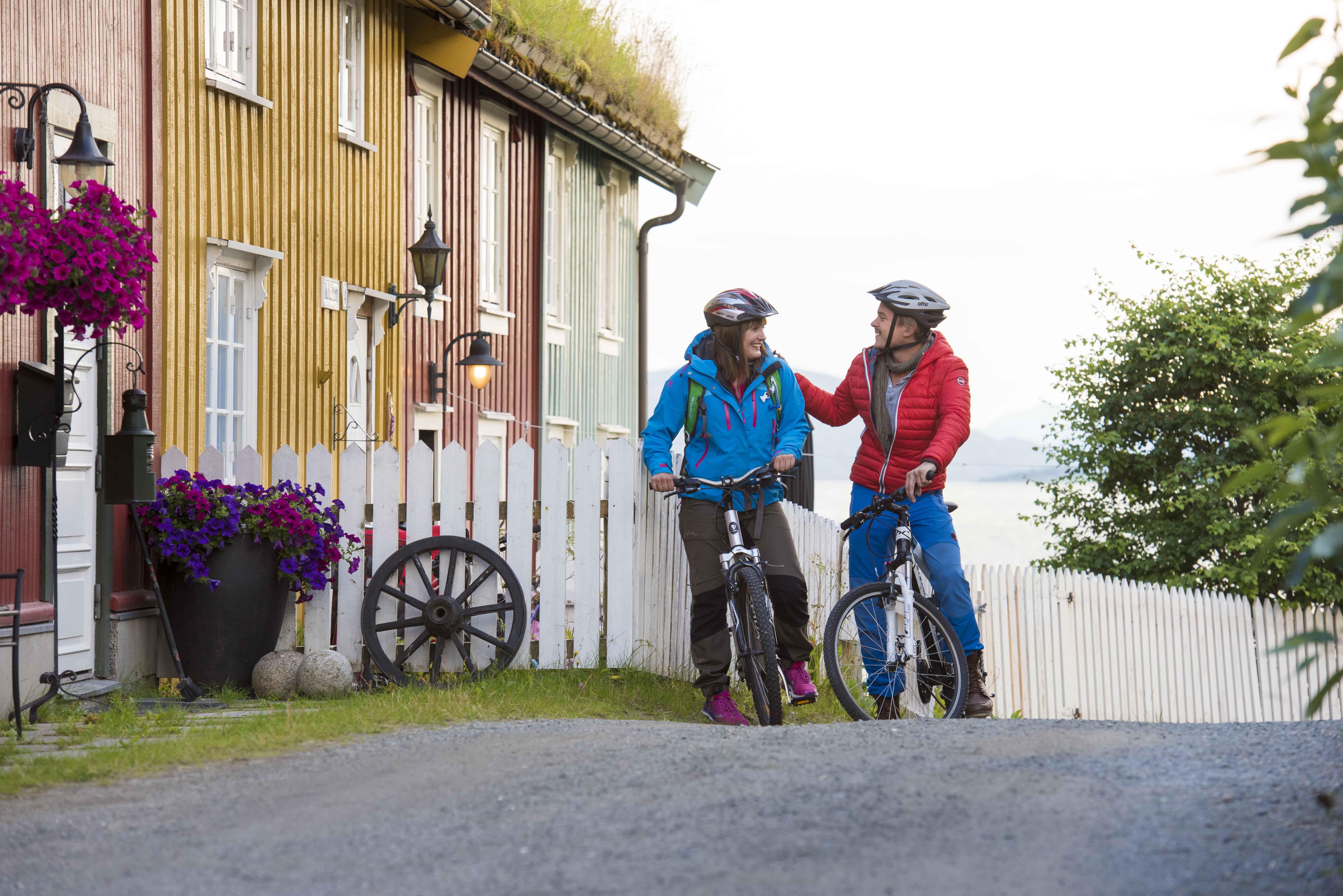 Historisk Guiding i Sjøgata