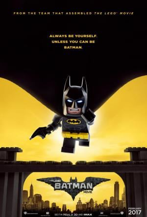 Bio Savoy: The Lego Batman Movie 2D/3D