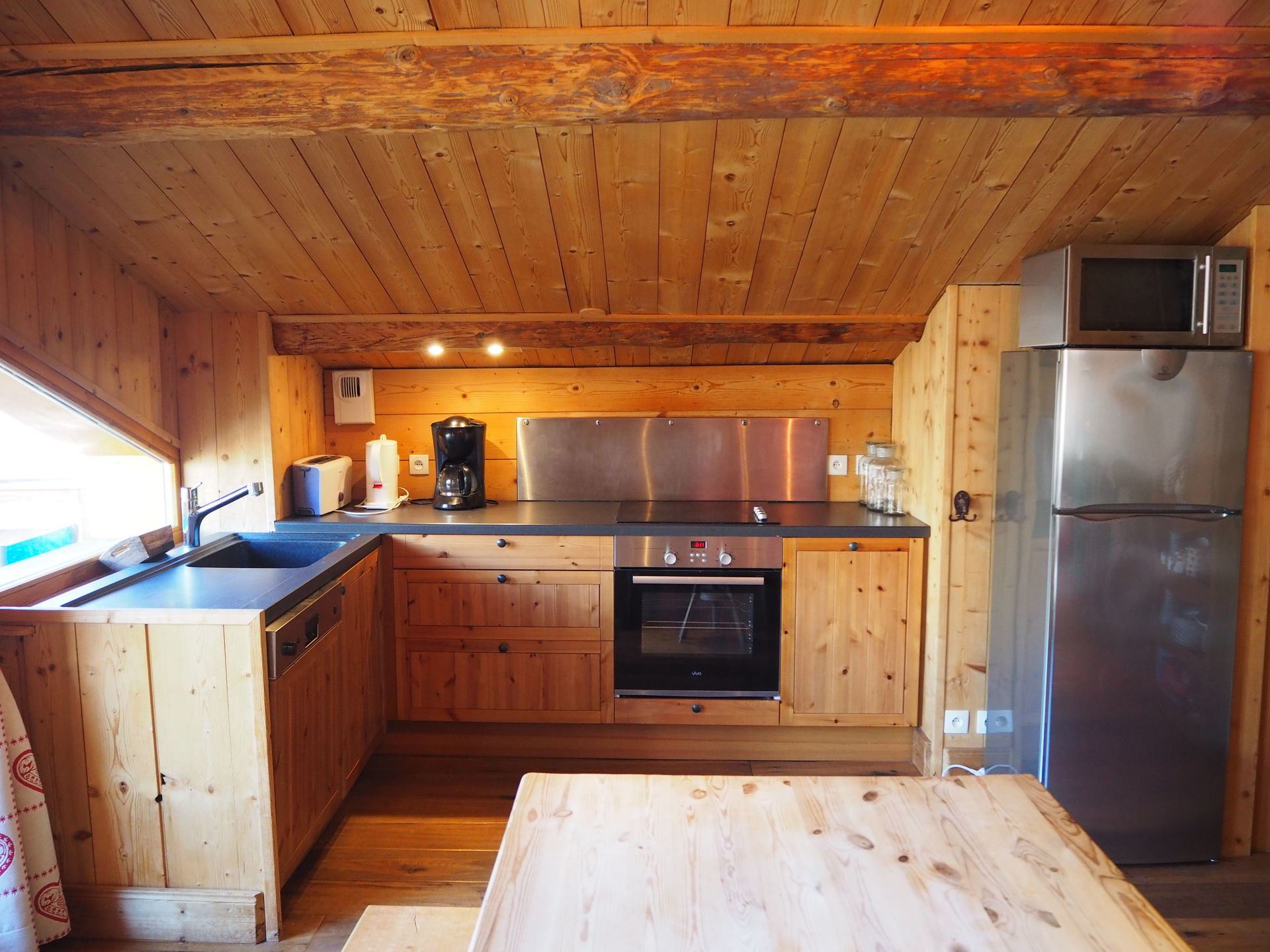 5 Room 8 Pers Chalet / CHALET AIGLON