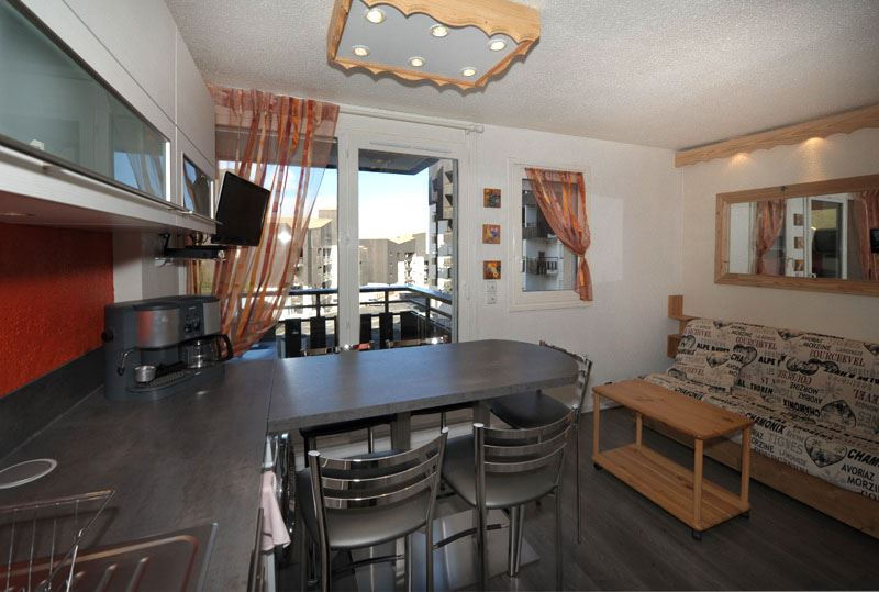 4 Pers Studio cabin ski-in ski-out / GENTIANES 223