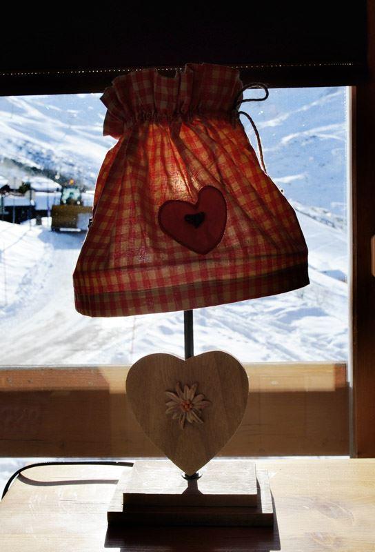 2 Pièces 4 Pers skis aux pieds / NECOU 624