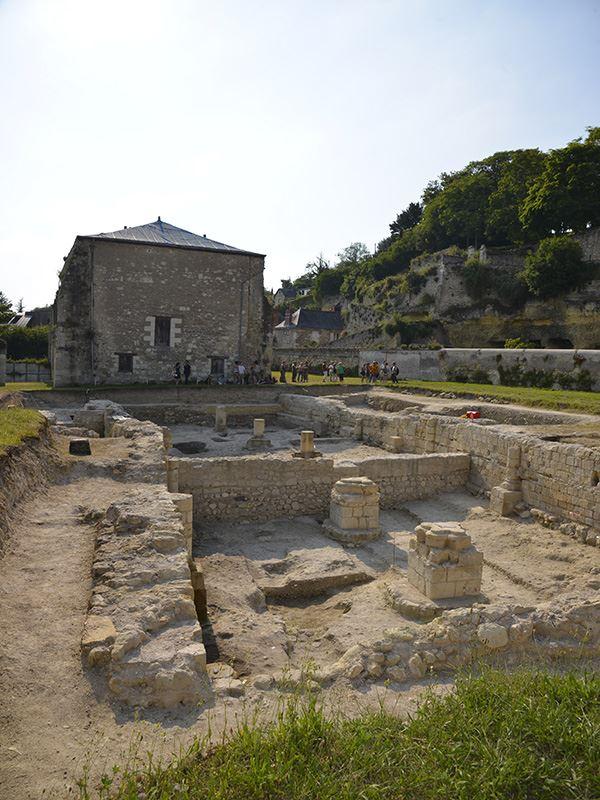 VISITE ANCIENNE ABBAYE DE MARMOUTIER