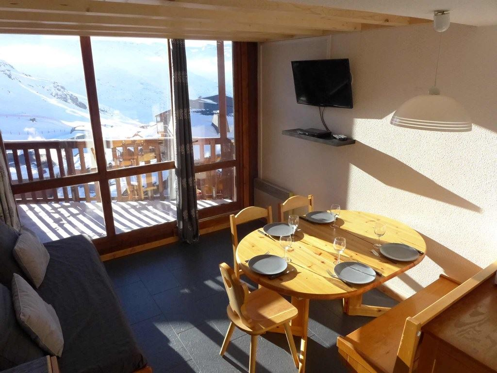SILVERALP 678 - APARTMENT 4 ROOMS - 6 PERSONS - 2 SILVER SNOWFLAKES - ADA