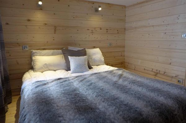 SILVERALP 678 / APARTMENT 4 ROOMS 6 PERSONS - 2 SILVER SNOWFLAKES - ADA