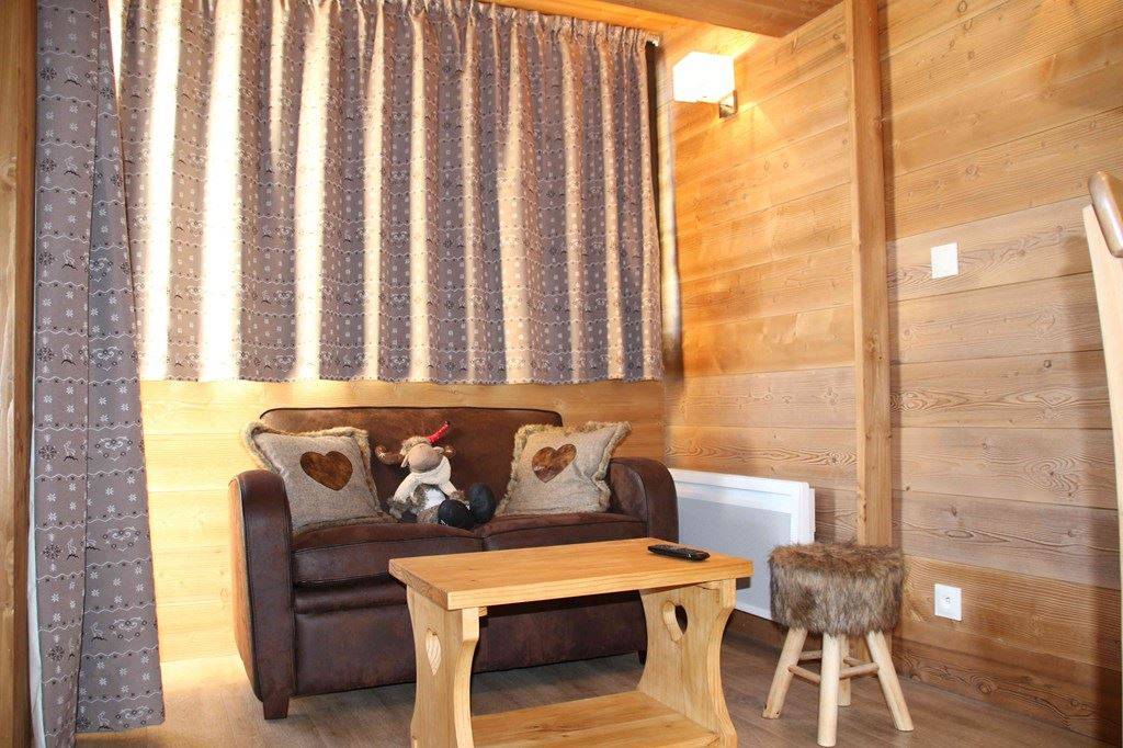 VANOISE 256 / APPARTEMENT 2 PIECES 4 PERSONNES - 4 FLOCONS OR - ADA