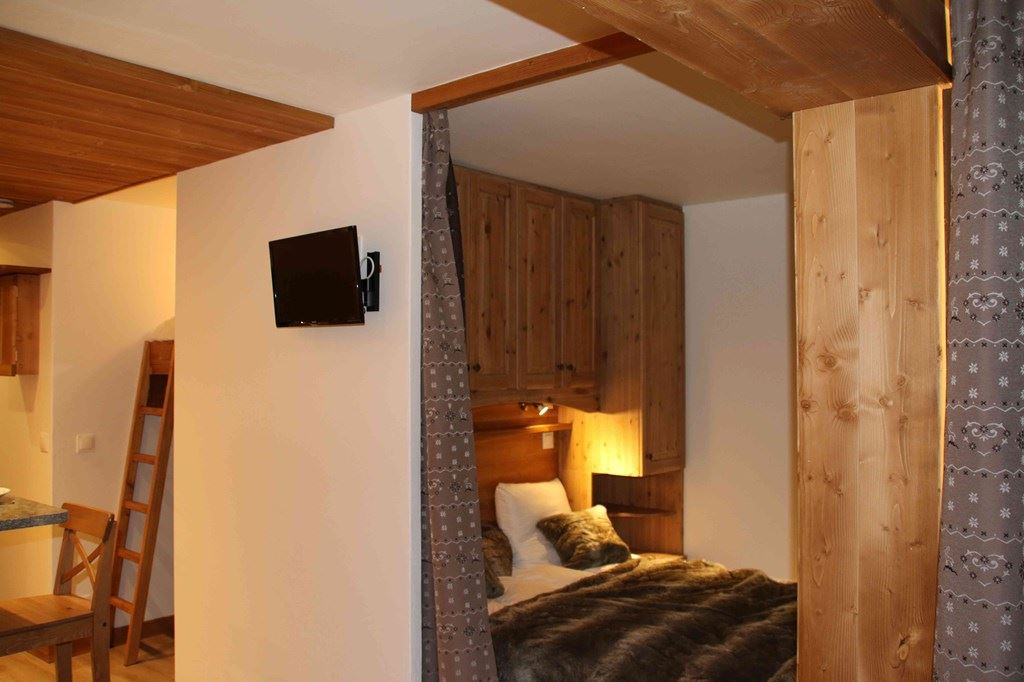 VANOISE 256 - APPARTEMENT 2 PIECES - 4 PERSONNES - 4 FLOCONS OR - ADA
