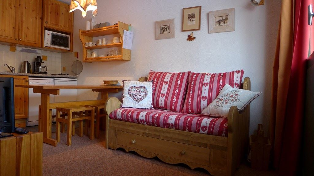 VANOISE 365 - APARTMENT 2 ROOMS + CABIN - 4 PERSONS - 2 SILVER SNOWFLAKES - ADA