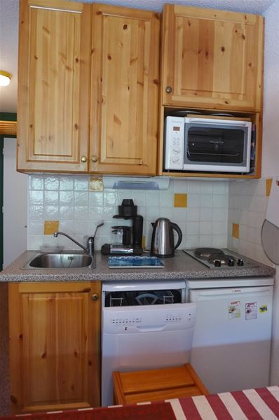 VANOISE 365 / APARTMENT 2 ROOMS + CABIN 4 PERSONS - 2 SILVER SNOWFLAKES - ADA