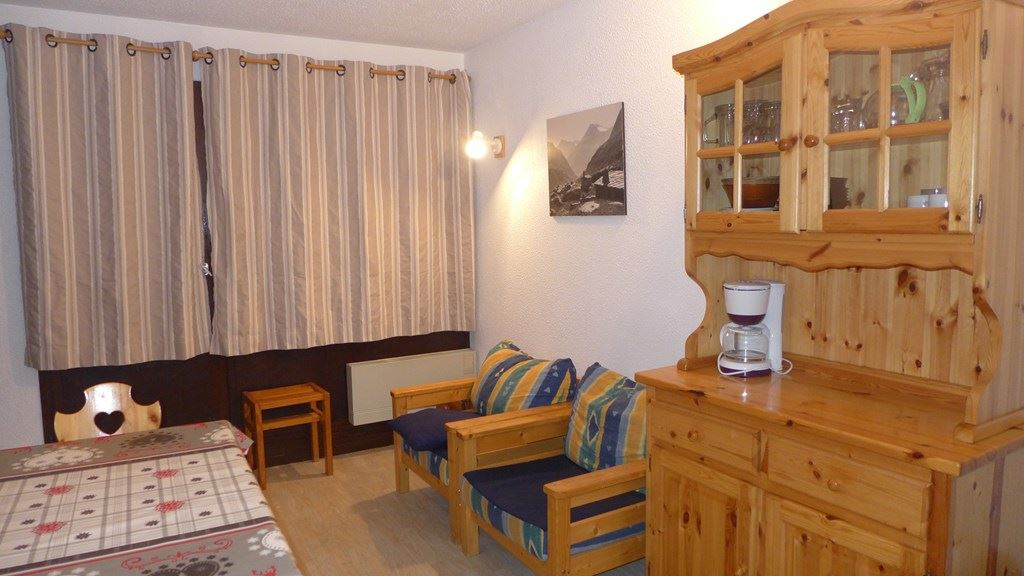 VANOISE 559 / APARTMENT 2 ROOMS + CABIN 4 PERSONS - ADA