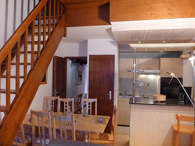 Beau Soleil 20 - 4 rooms - 8 persons - 2 bronze snowflake