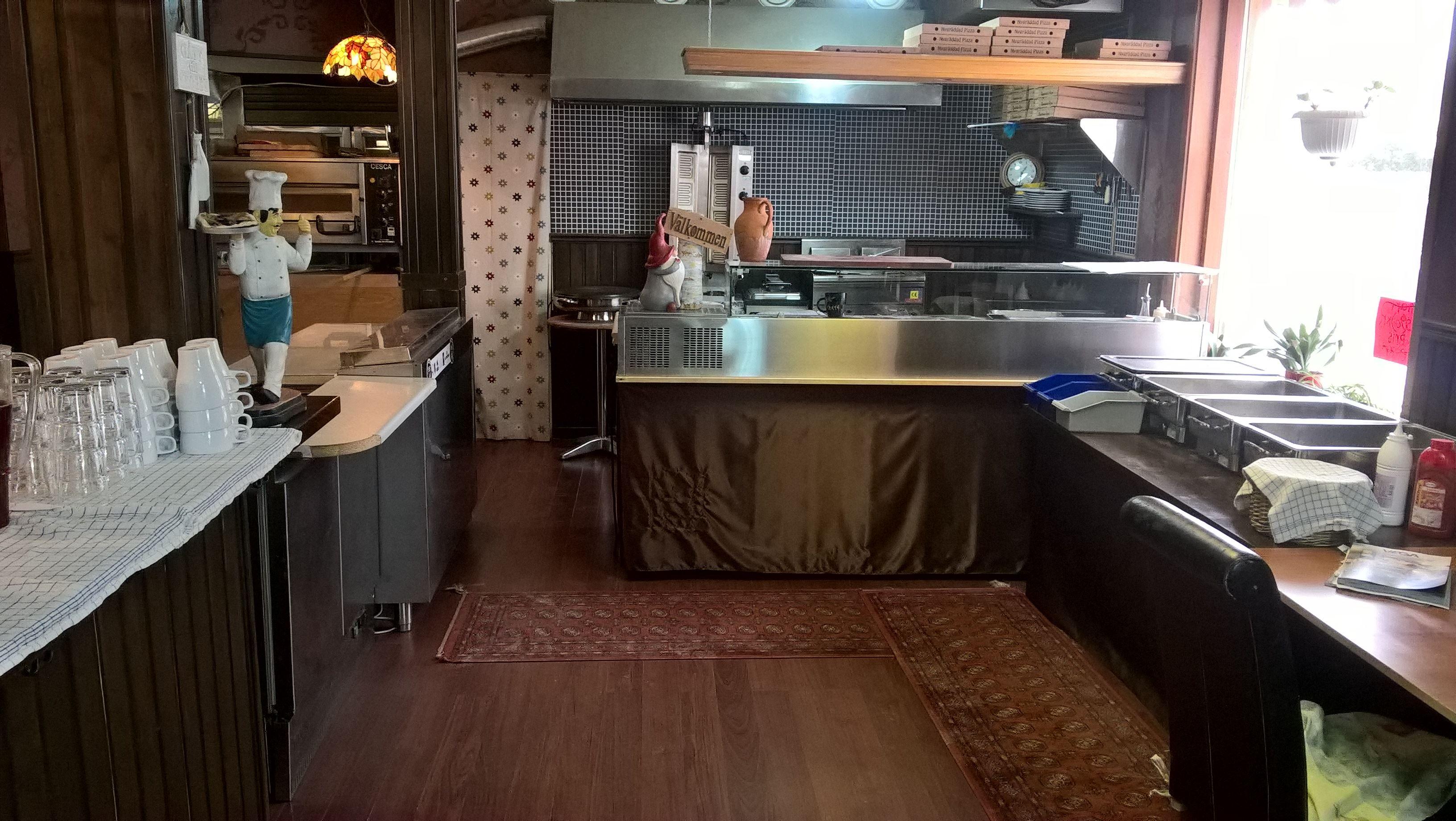 Restaurang och Pizzeria Riviera