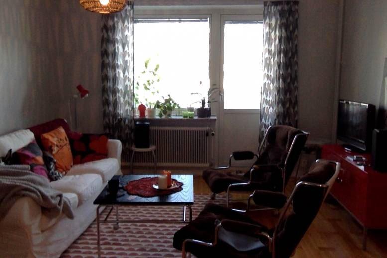 Karlstad - Lägenhet 43 kvm centrala Karlstad (Rudsvägen 7)
