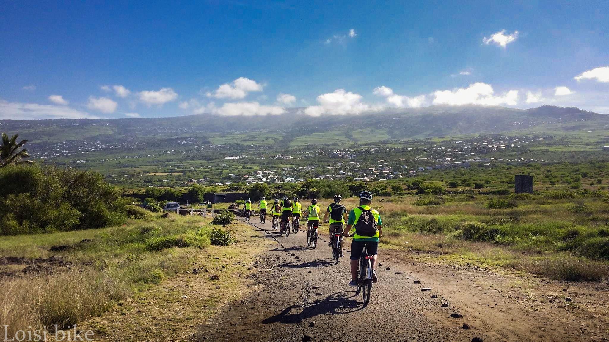 Zarlor spécial : vacances scolaires Réunion, vélo électrique