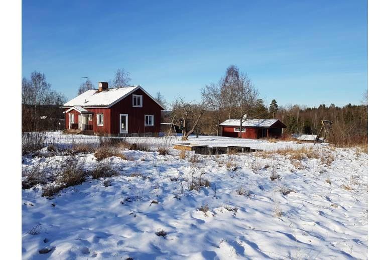 Åmotfors - Bostadshus i natursköna Köla, ca 5 km från Boda-etapperna