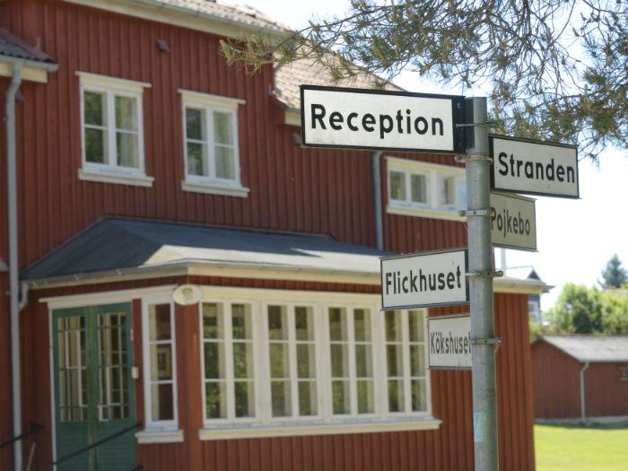 Åsa/Kuggaviksgården, STF Hostel