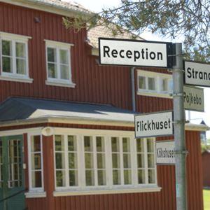 Åsa/Kuggaviksgården, STF Vandrarhem