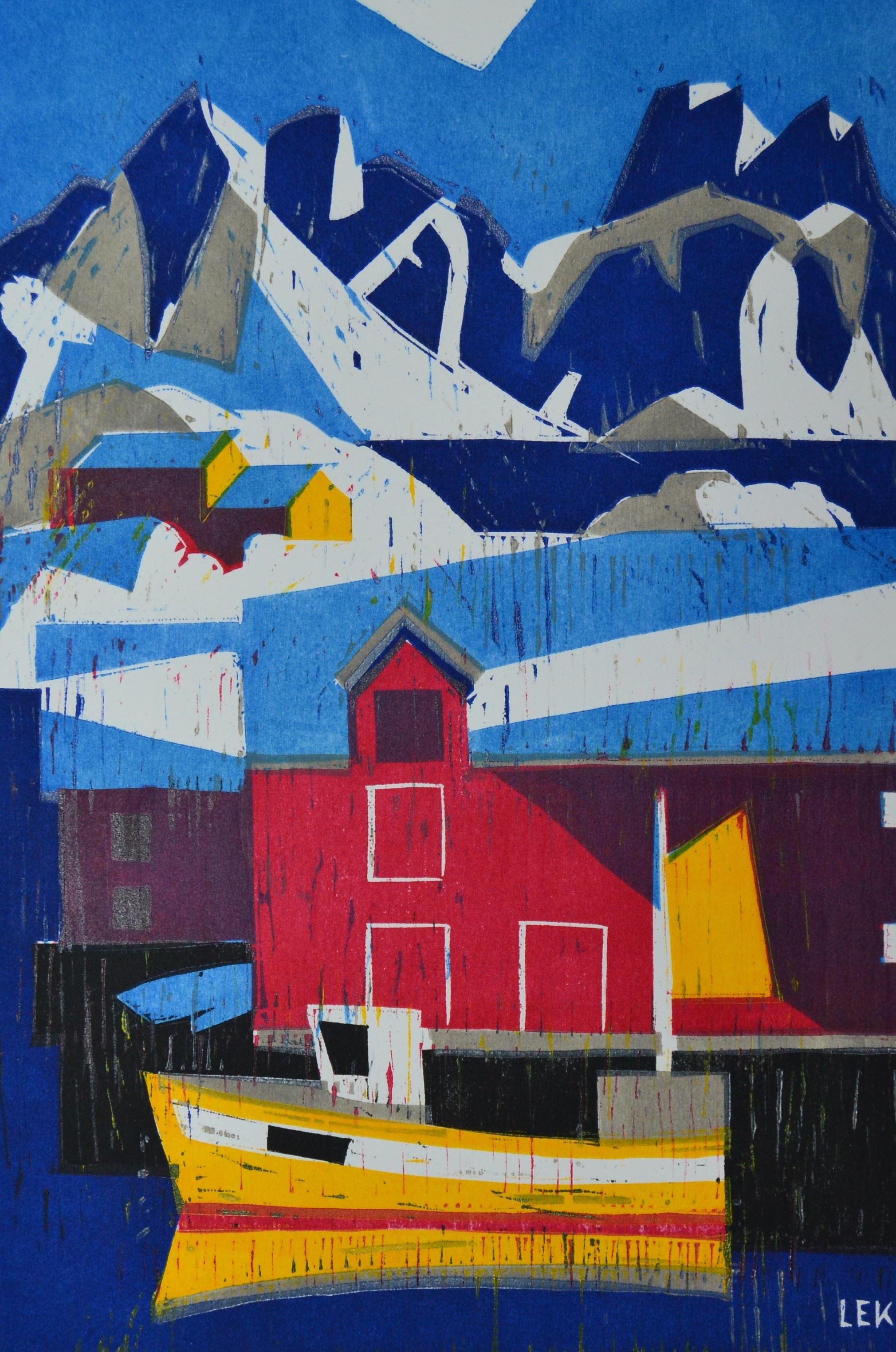 © Lars Erik Karlsen, The Lofoten Summer Exhibition 2017