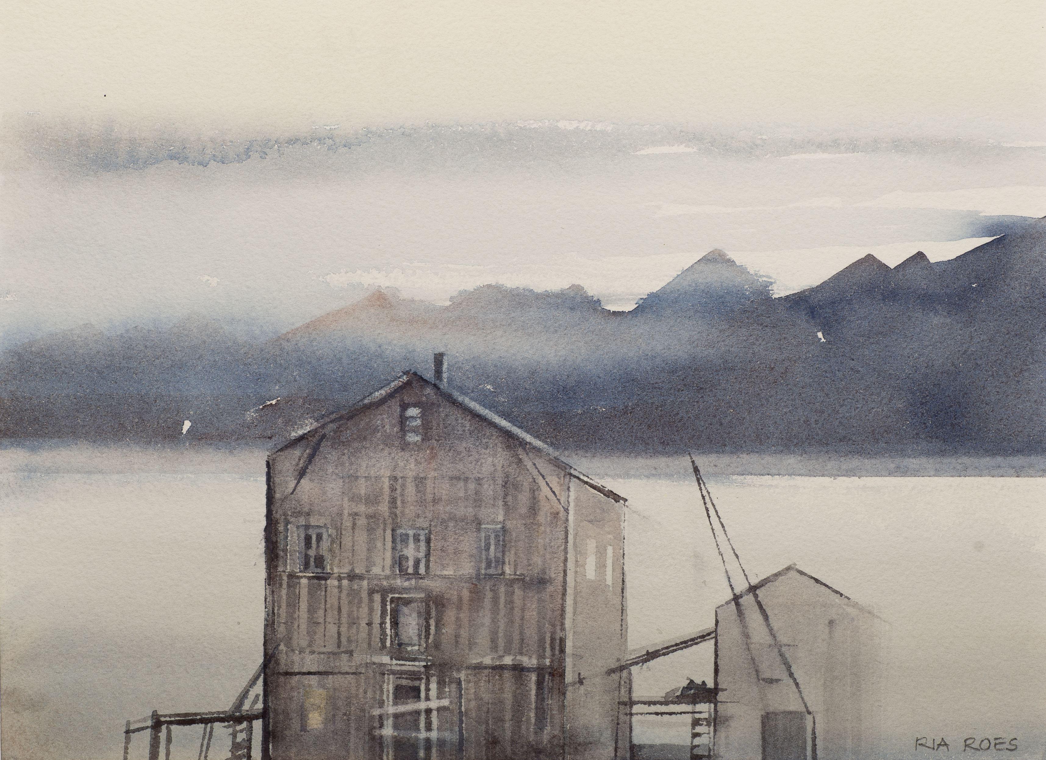 © Ria Roes Schwartz , The Lofoten Summer Exhibition 2017