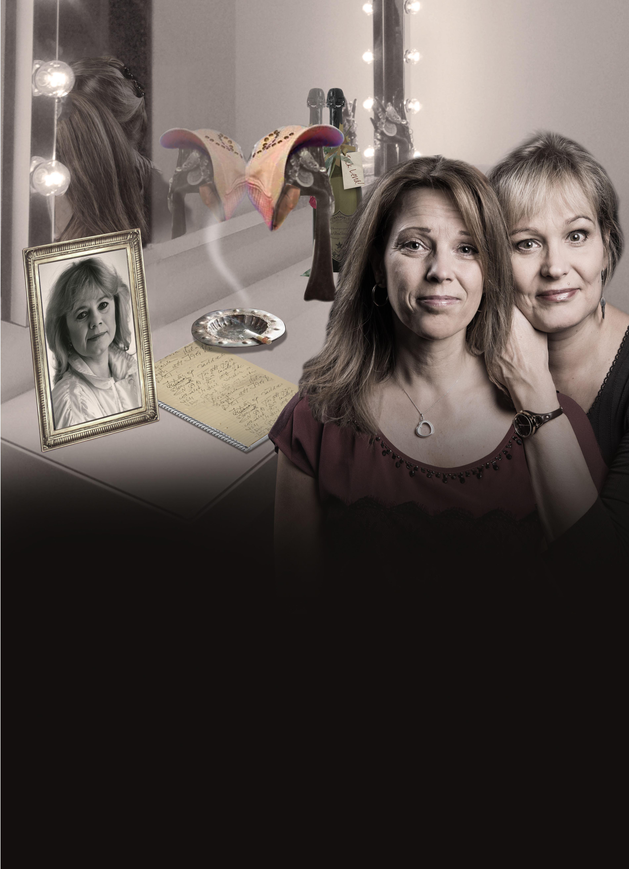 Teater: Ett bloss för Lena Nyman