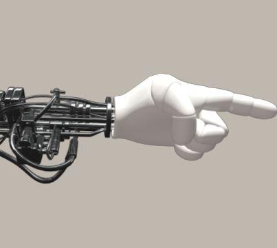 Öppet hus - Tema Robot