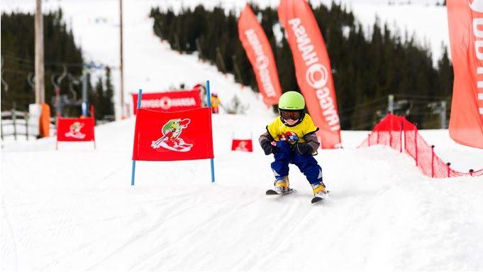 Valles Winter Games