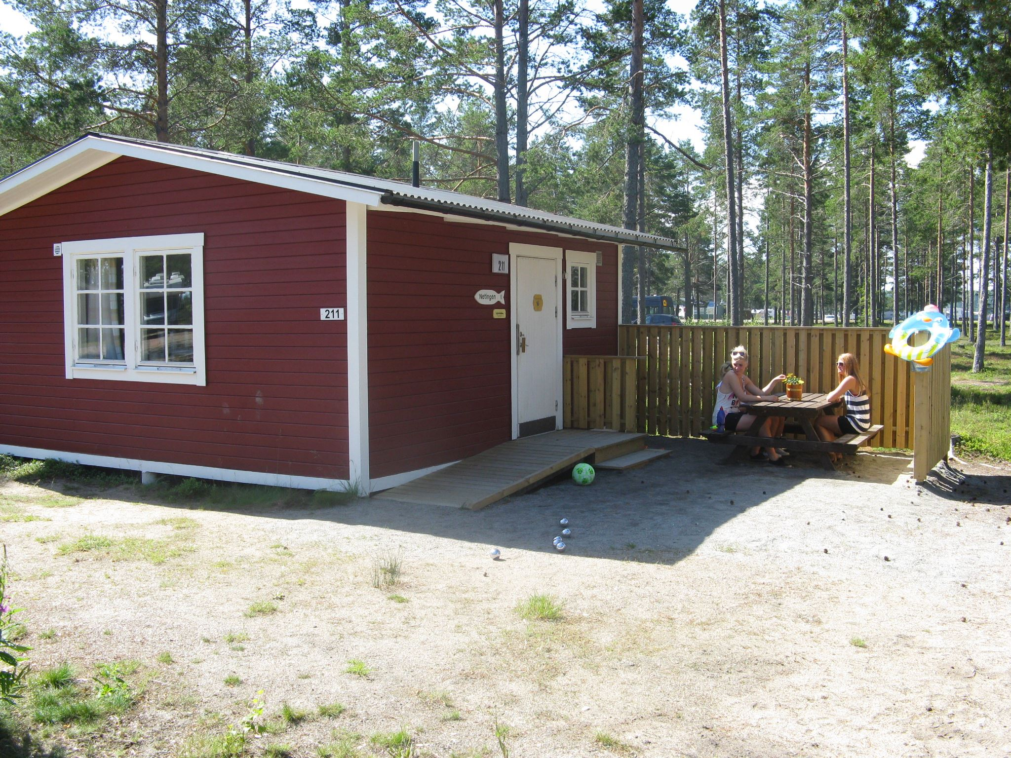Stenö Havsbad & Camping/Ferienhäuser