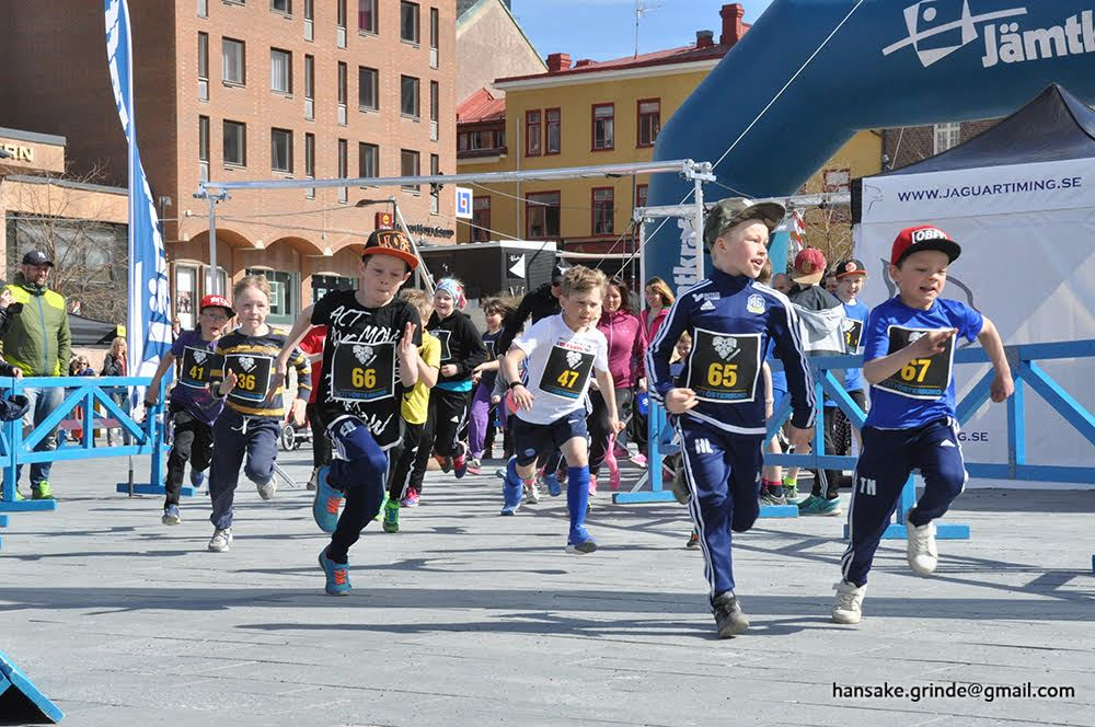 © Copy: Stadsstafetten, City relay race