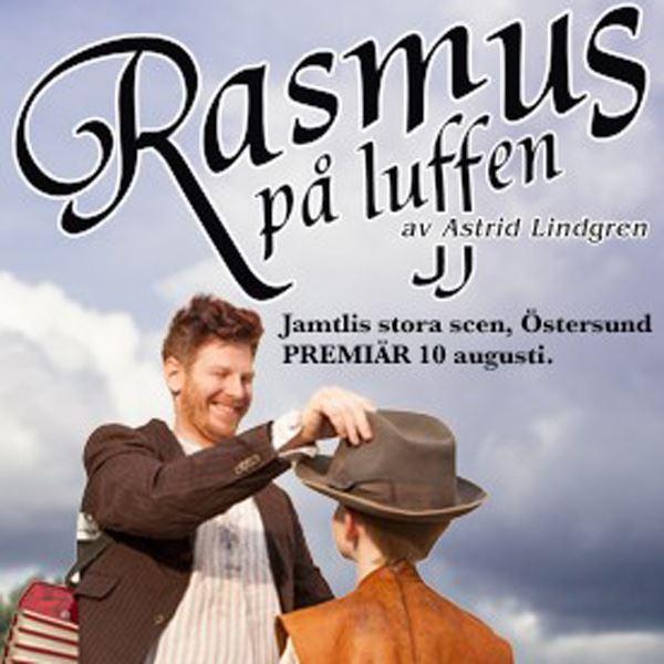Foto:Sandelius,  © Copy: Visit Östersund, Theater Rasmus på luffen