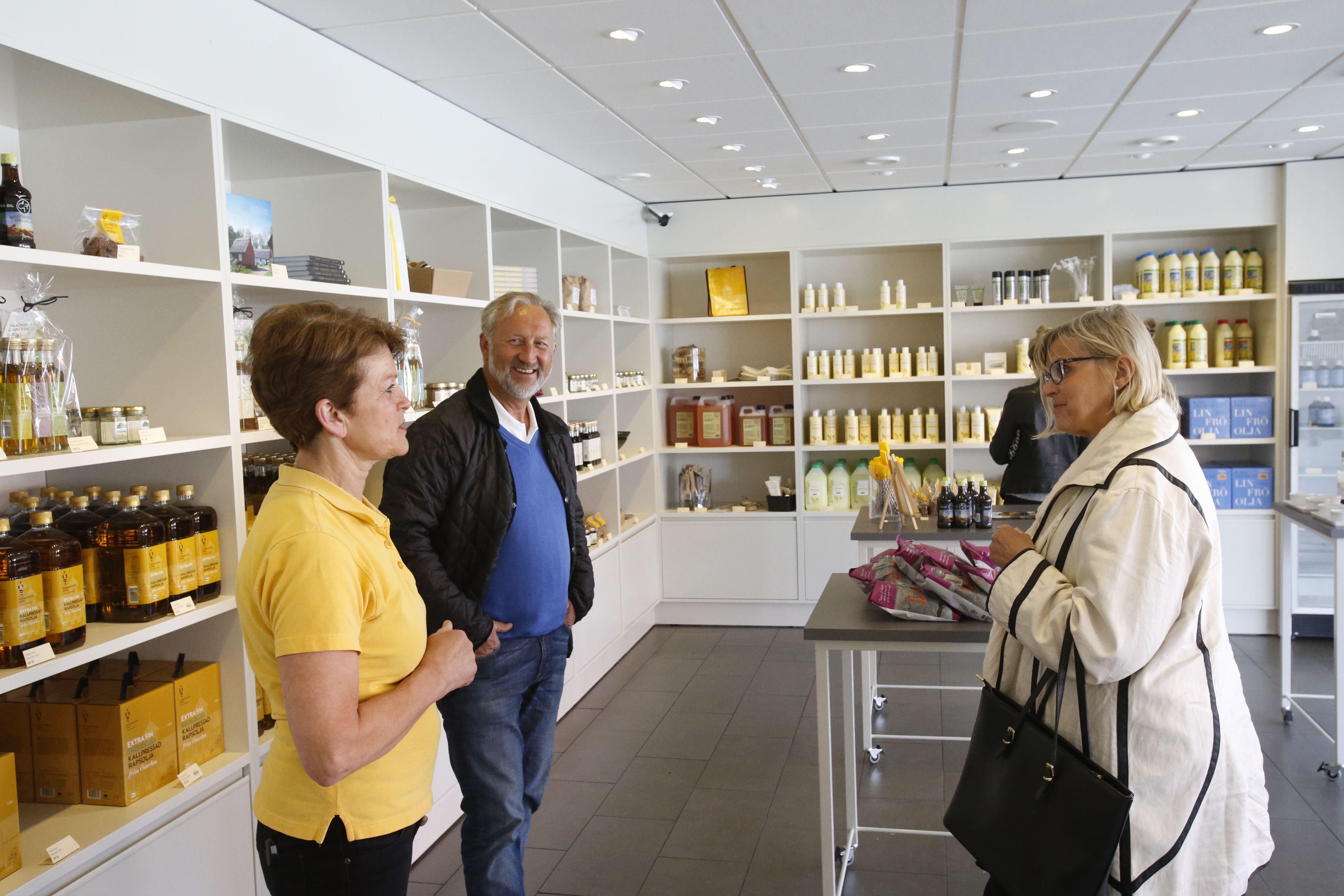 Gunnarshögs Gård - Gårdsbutik