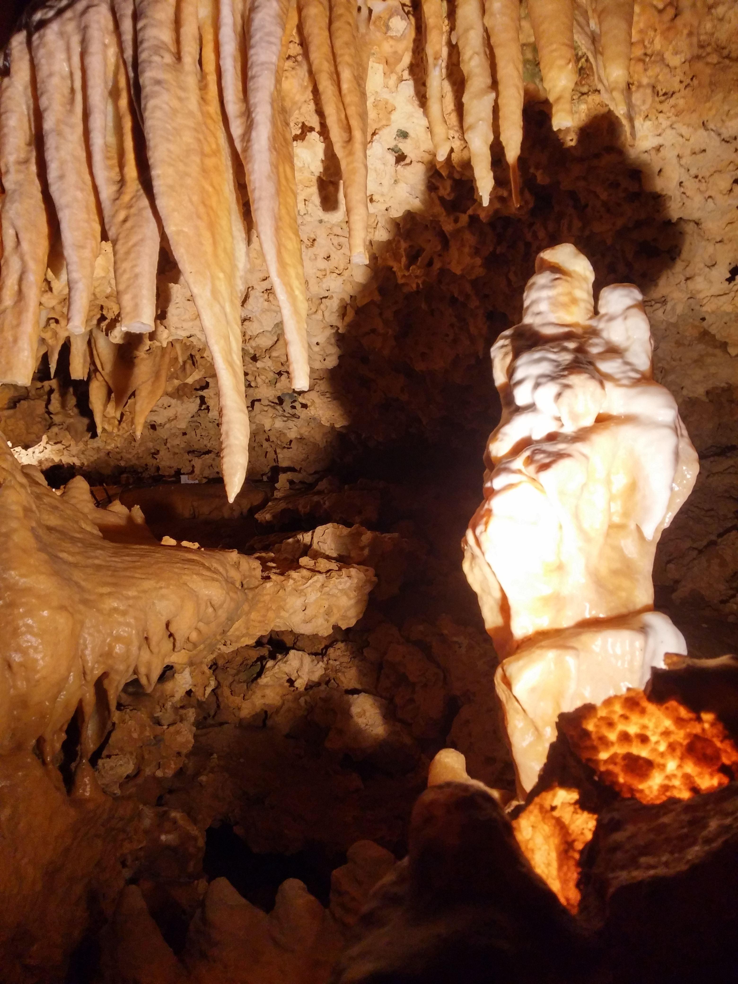 The Grand Roc cave