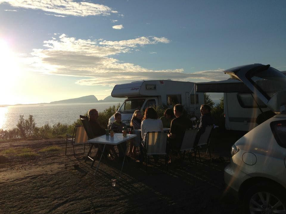 Sandnessjøen Camping