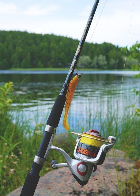 Fiskekort Sälen