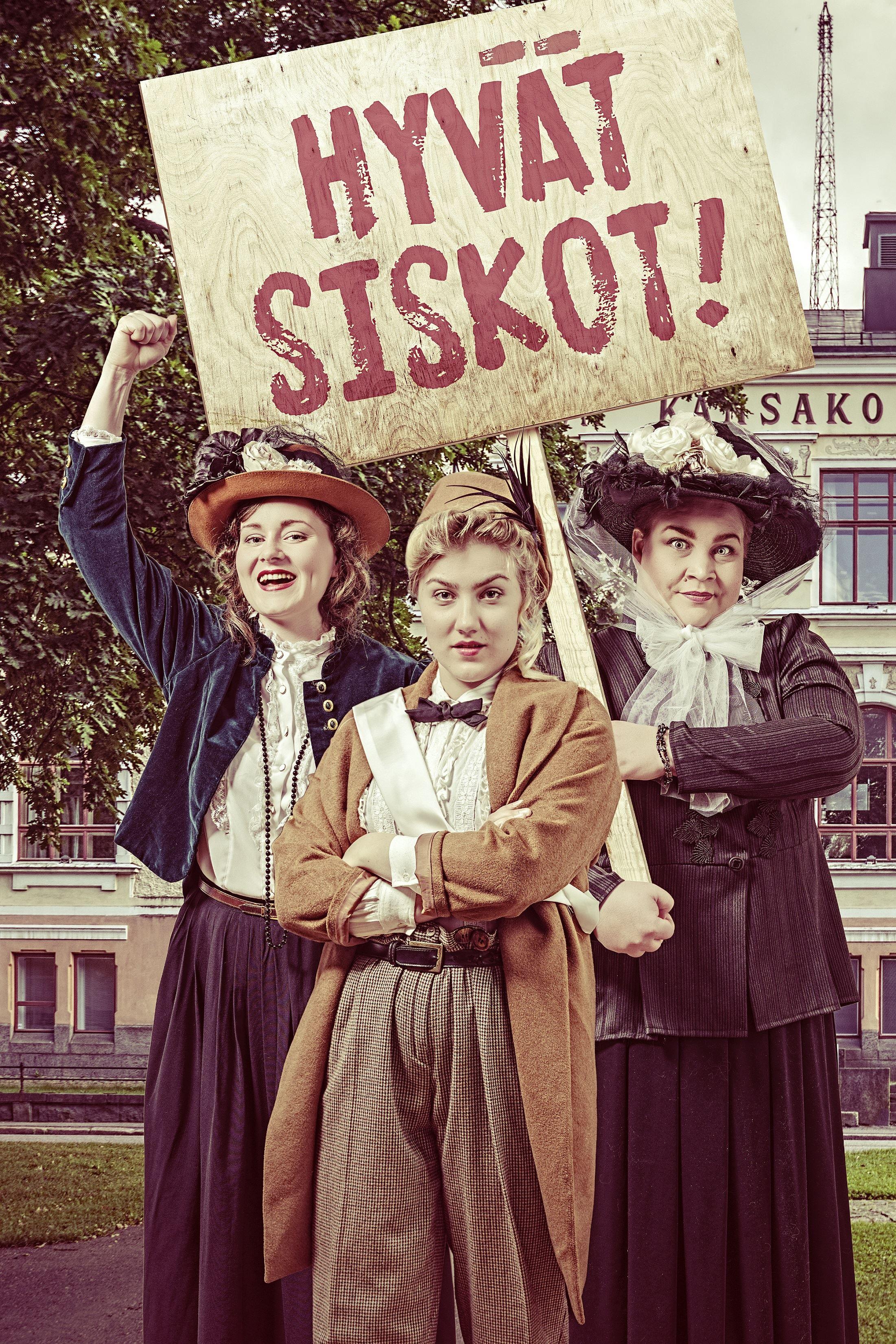 HYVÄT SISKOT-musikaalikomedia | LAUKES