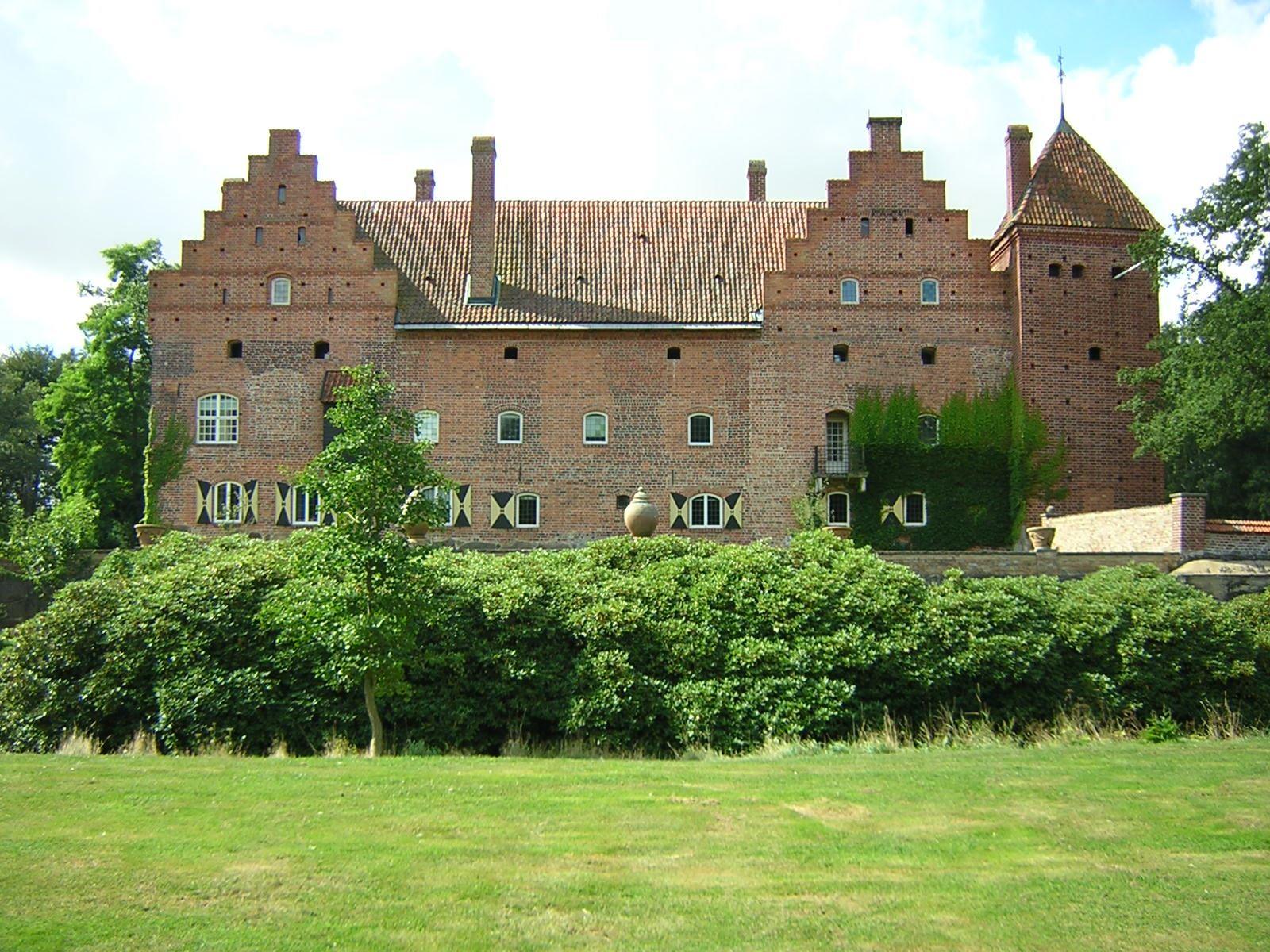 Visning av Vegeholms slott