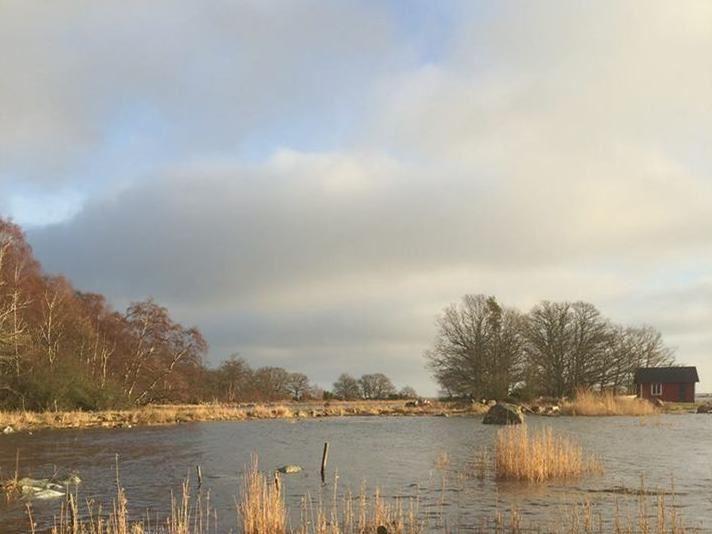 Vårvinterlördag i Torhamn