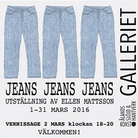 Exhibition: Jeans jeans jeans