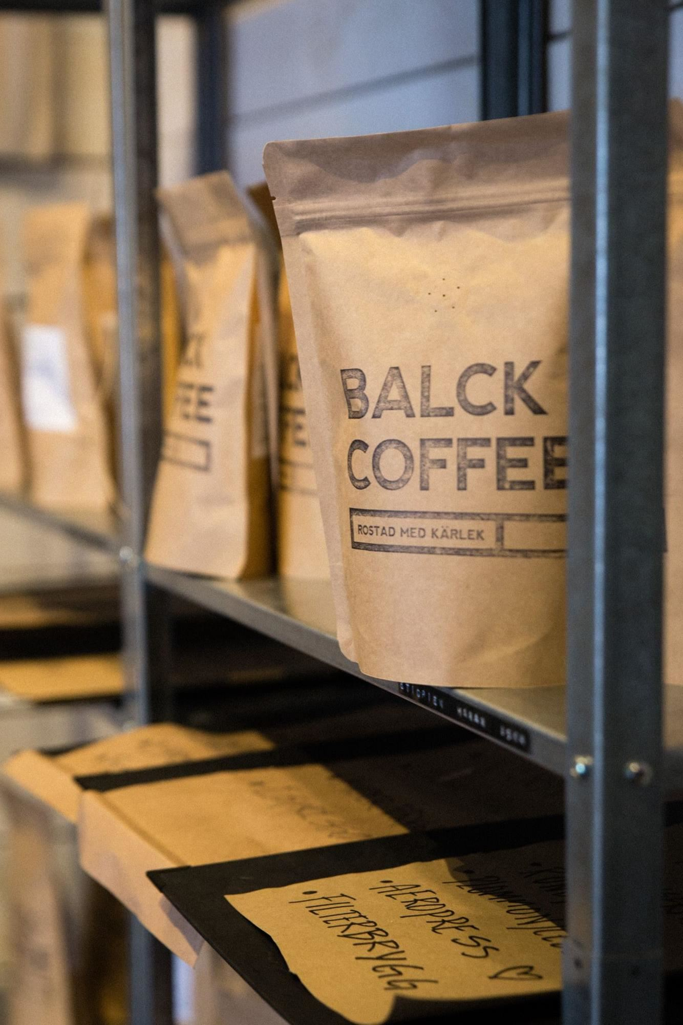 Balck Coffee