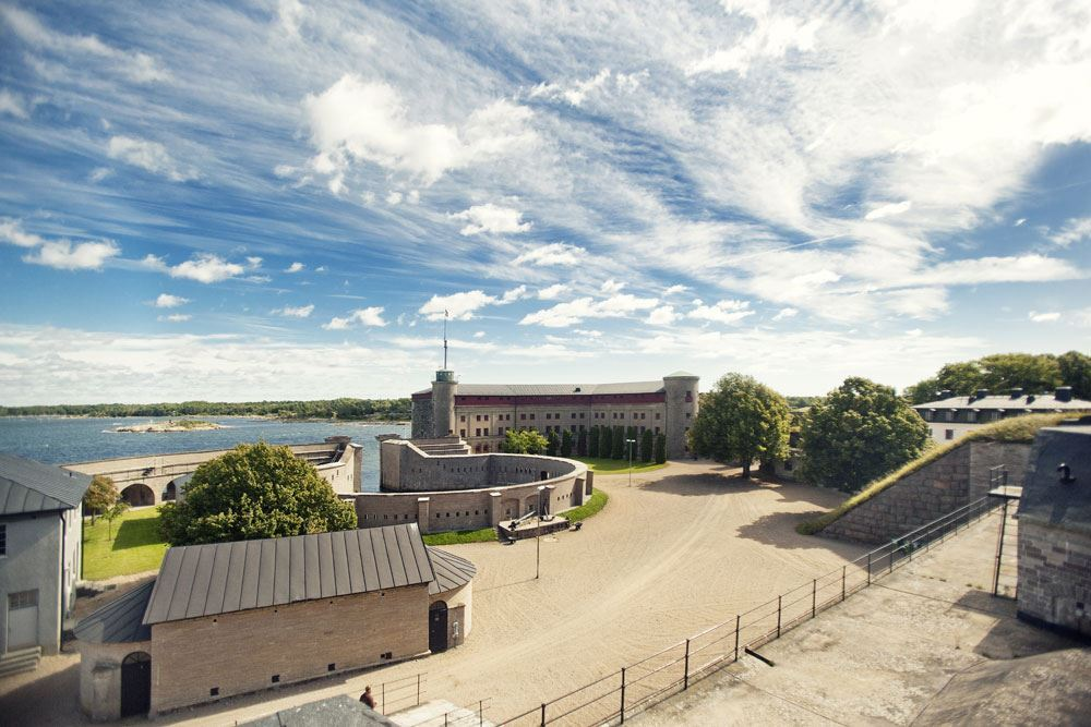 Guidad tur - Kungsholms fort