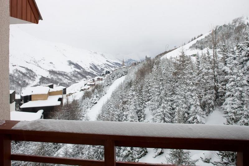 Studio 4 Pers skis au pieds / Boedette 605