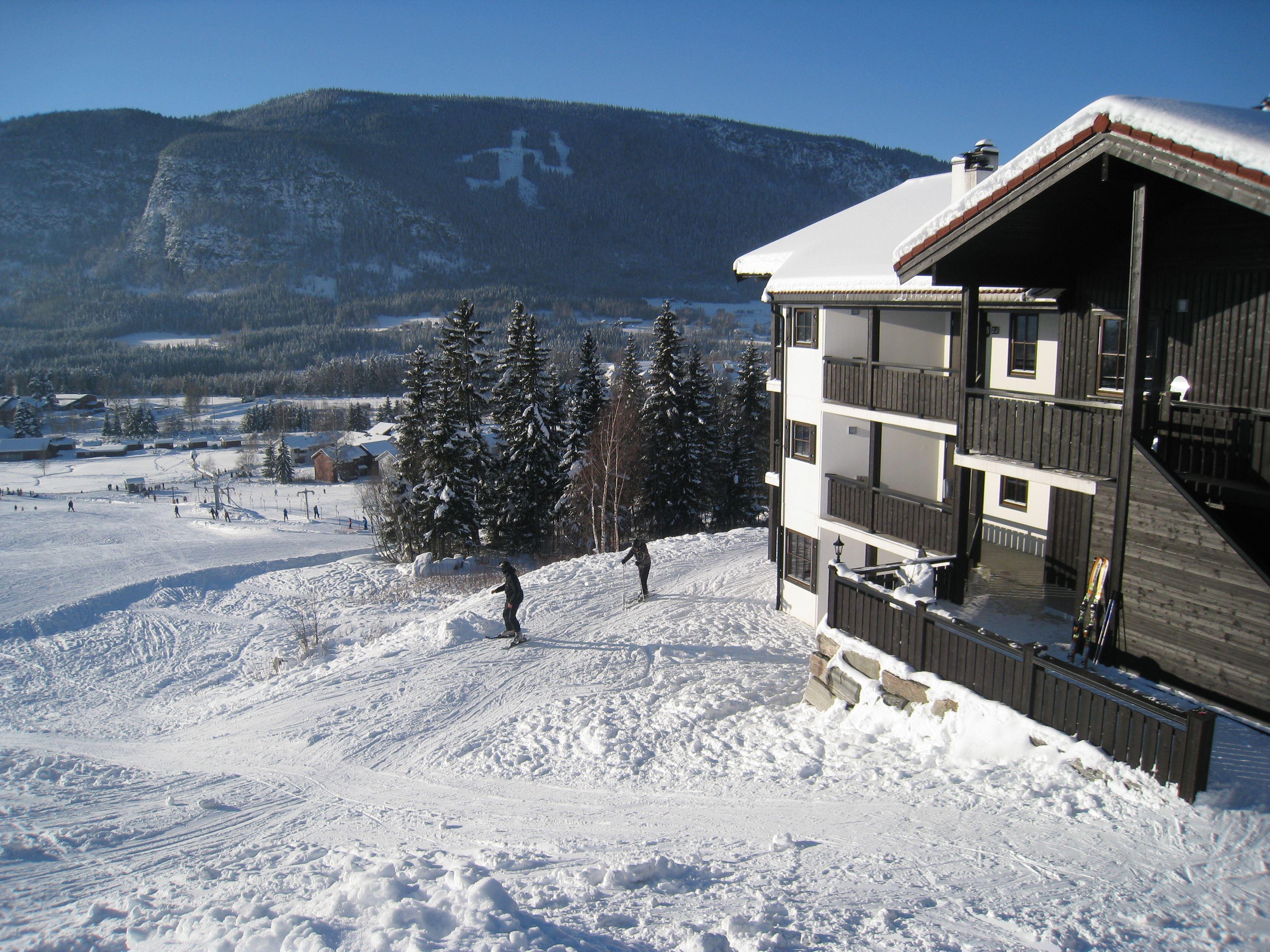 Alpin Apartments Solsiden in Hafjell