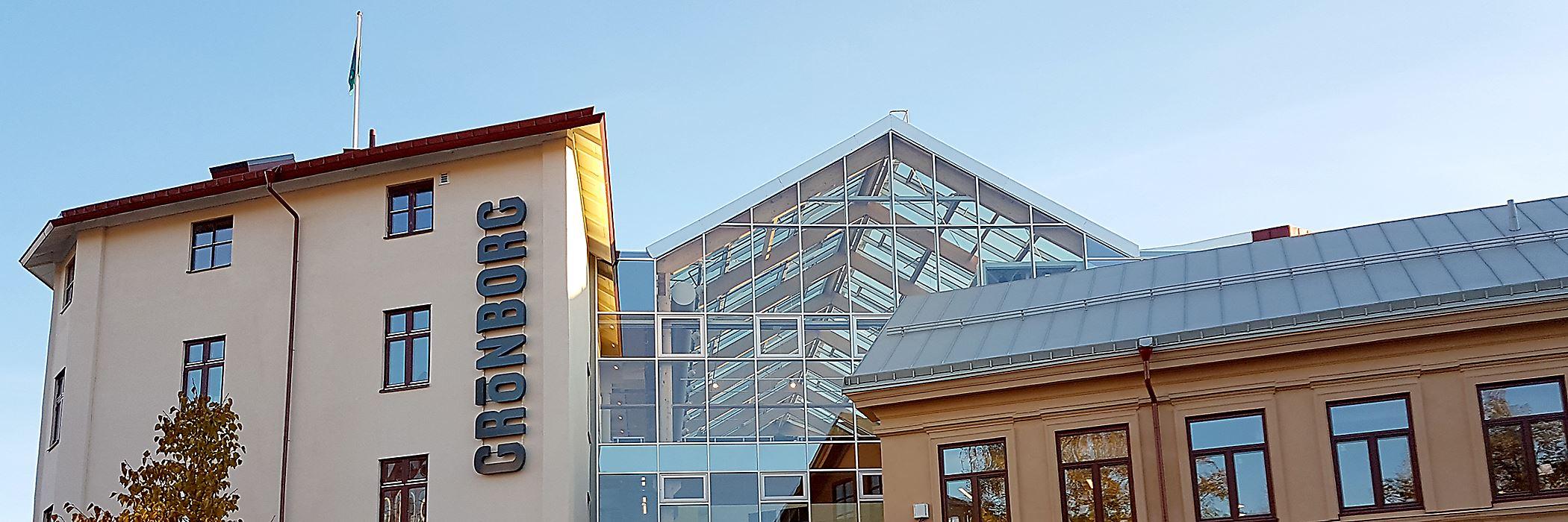 Grönborg