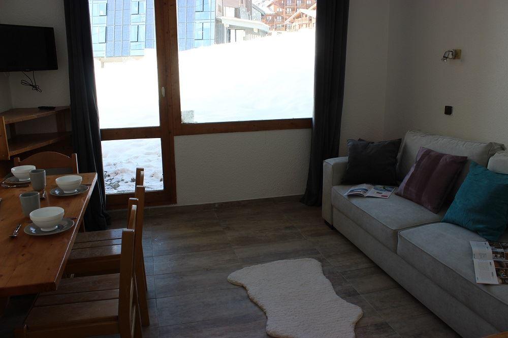 CUZCO 1C - studio cabin 4 persons - 23m²