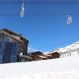 CUZCO 1C / STUDIO CABIN 4 PERSONS - 2 BRONZE SNOWFLAKES - VTI