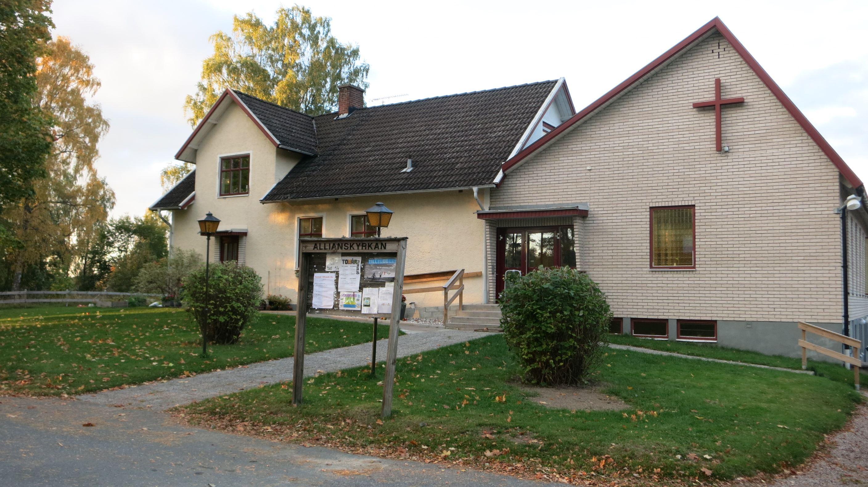 Öppna förskolan i Furusjö