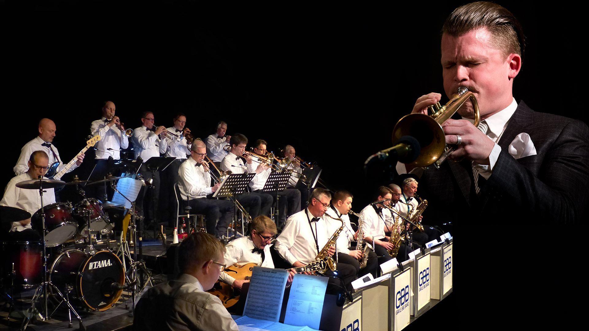 Karl Olandersson & Gävle Big Band