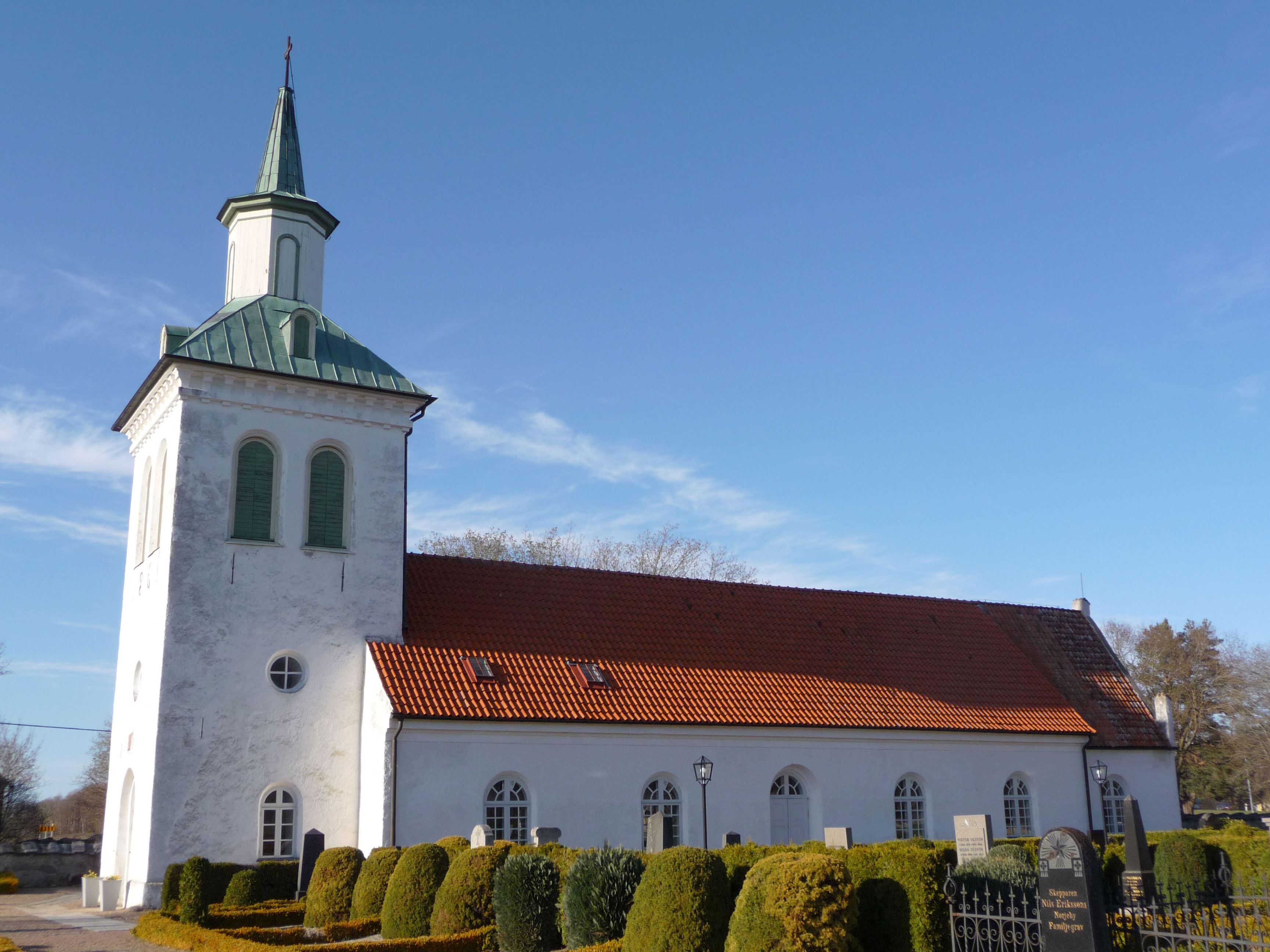 Anette Olofsson, Gudstjänst med kyrklunch