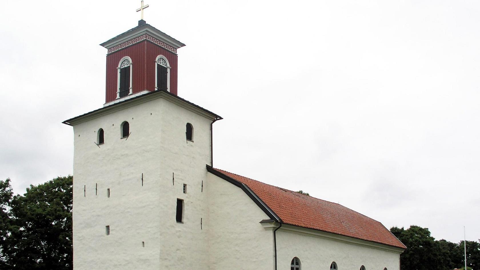 Glömminge kyrka