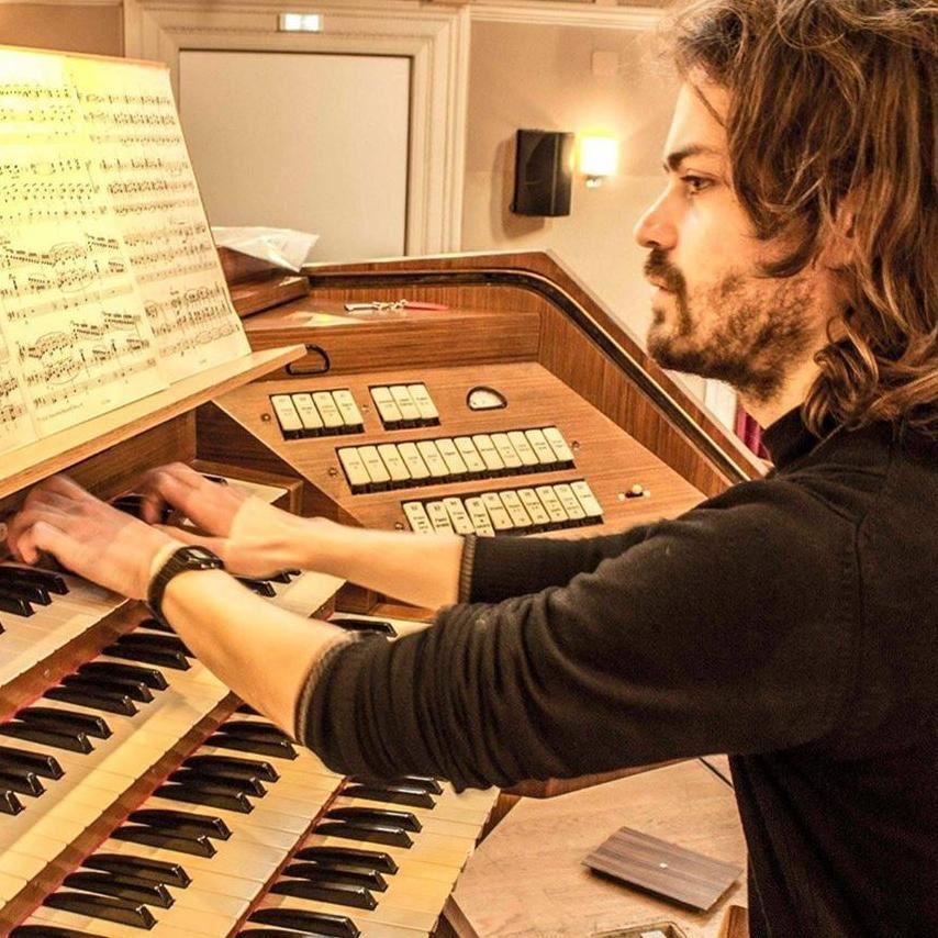 Orgelkonsert i Gustafs kyrka