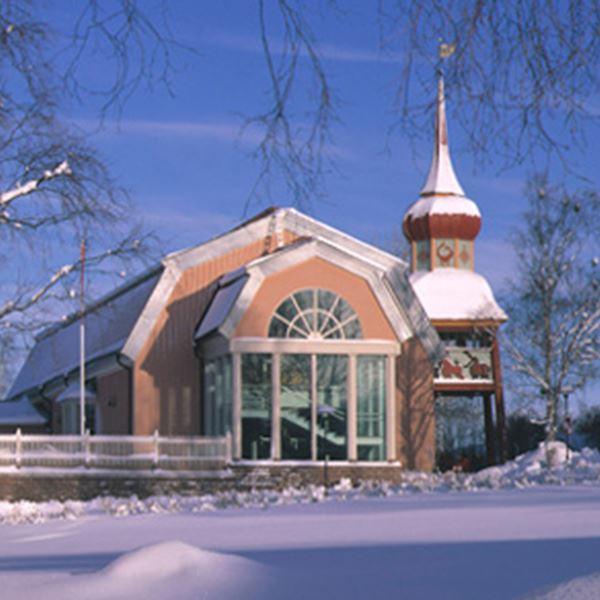 Foto: Visit Östersund,  © Copy: Visit Östersund, Jamtli byggnad