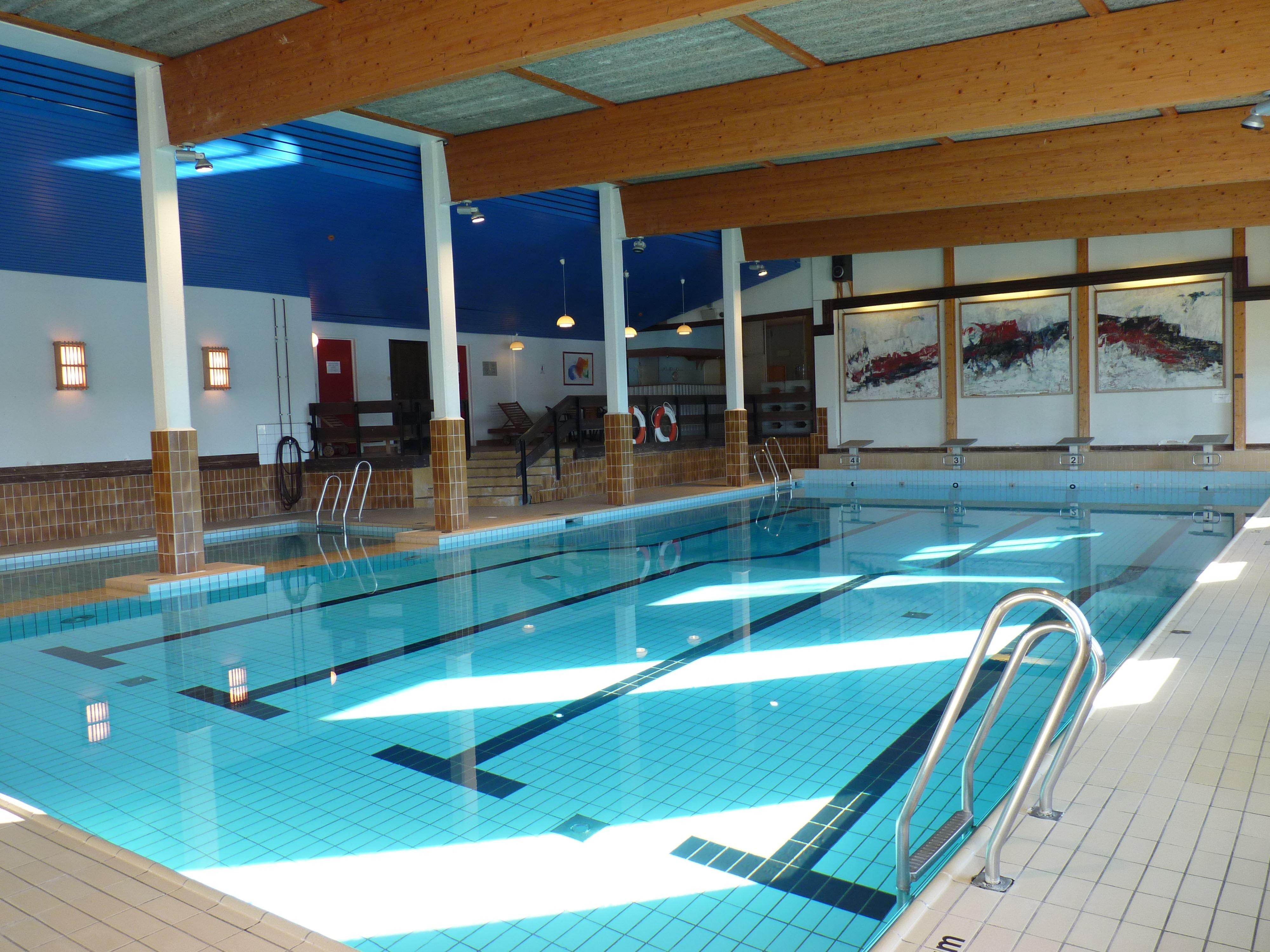 Morgonsimning Hotell Funäsdalen
